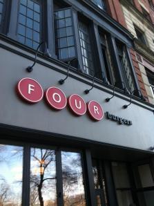 Four Burgers